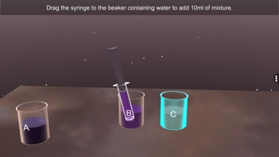 Matter has small particles screenshot 6