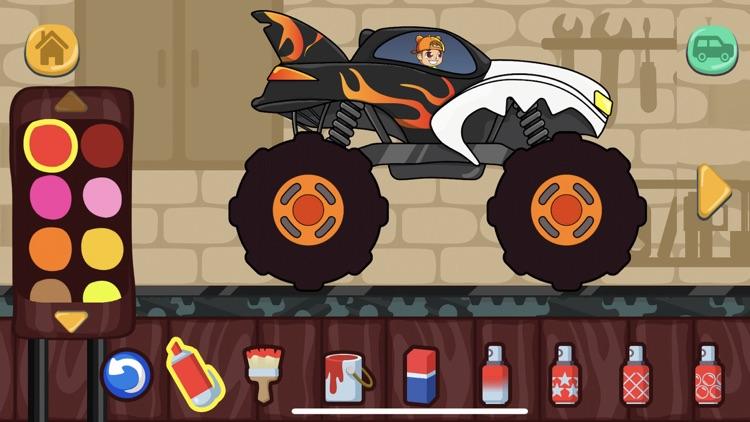 Vlad & Niki Car Games for Kids screenshot-0