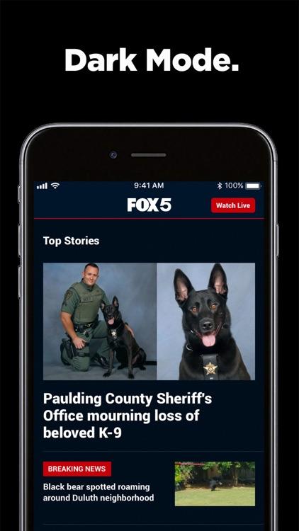 FOX 5 Atlanta: News & Alerts screenshot-5