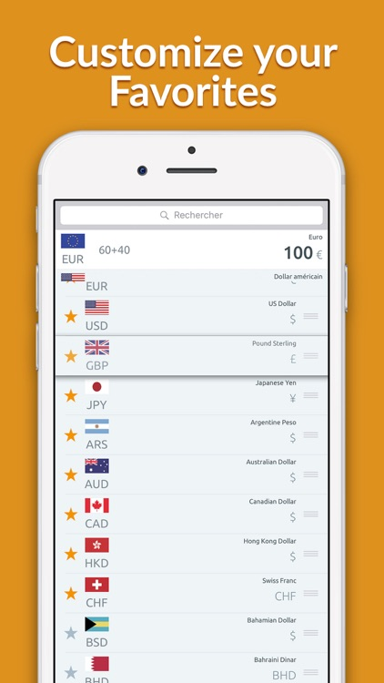 Currency converter & Crypto screenshot-4