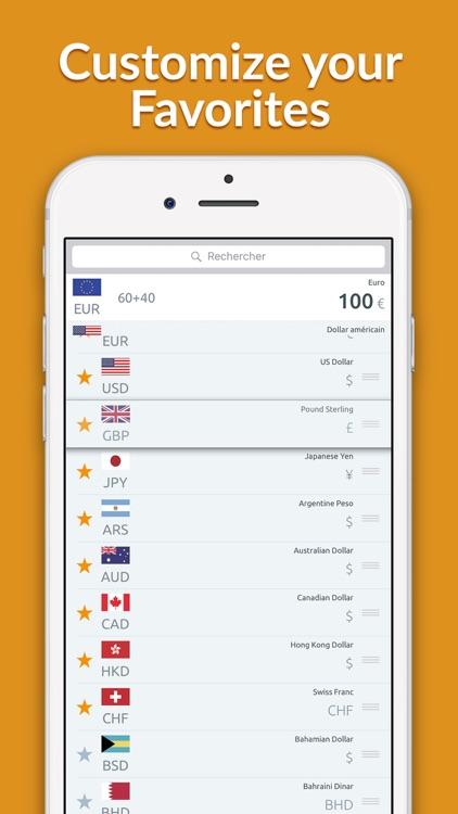 Currency converter !! screenshot-4