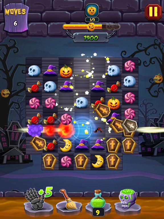 Lost Pumpkin - A Match Puzzle screenshot 13