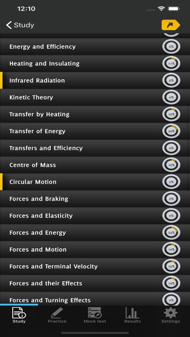 GCSE Physics Practice screenshot 1