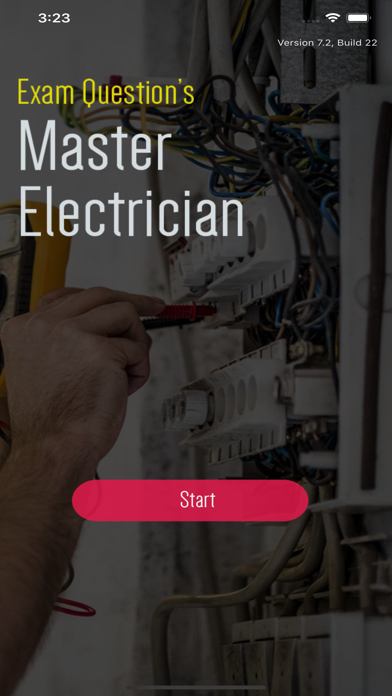 Master Electrician Exam 2020 screenshot 1