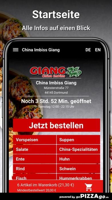 China Imbiss Giang Dortmund screenshot 2