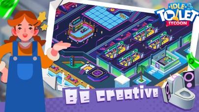 Toilet Empire TycoonCaptura de pantalla de3