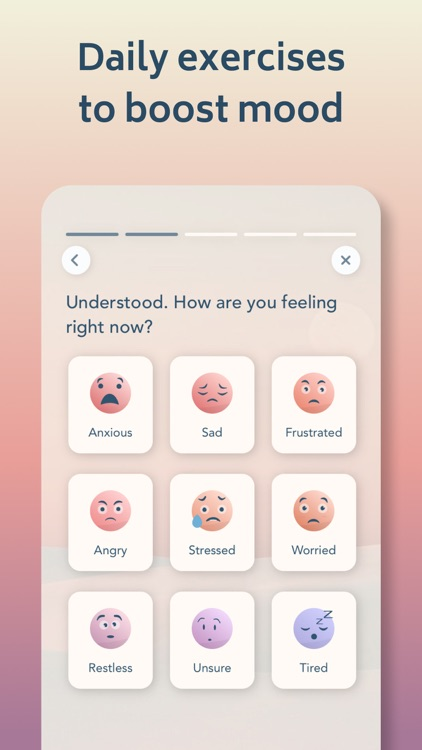 Bloom: CBT Therapy & Self-Care screenshot-5