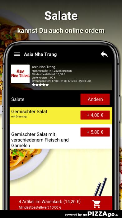 Asia Nha Trang Bremen screenshot 5
