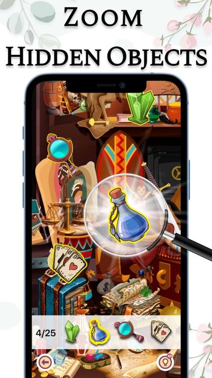 Bright Hidden Objects screenshot-0