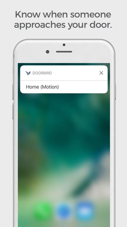 DoorBird screenshot-4
