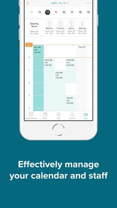 Booksy Biz: Online Scheduling Screenshot