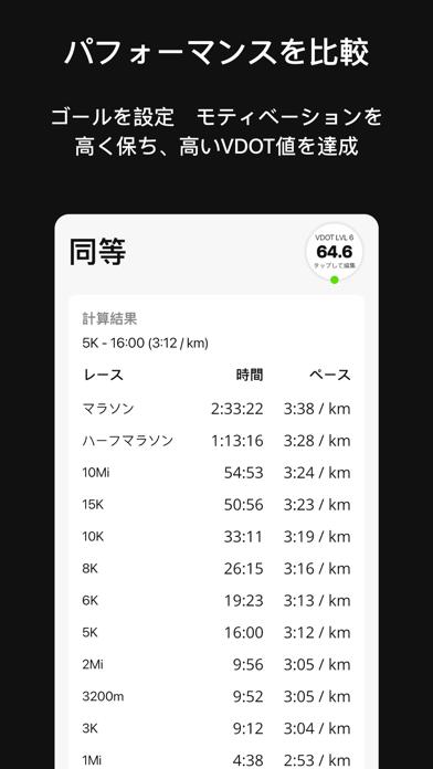 VDOT Running Calculatorのおすすめ画像3