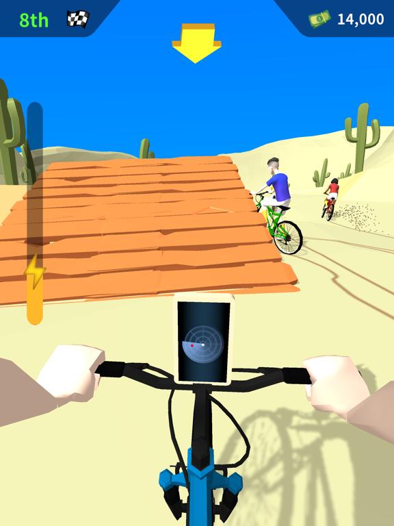 Mountain Bike Bash screenshot 8