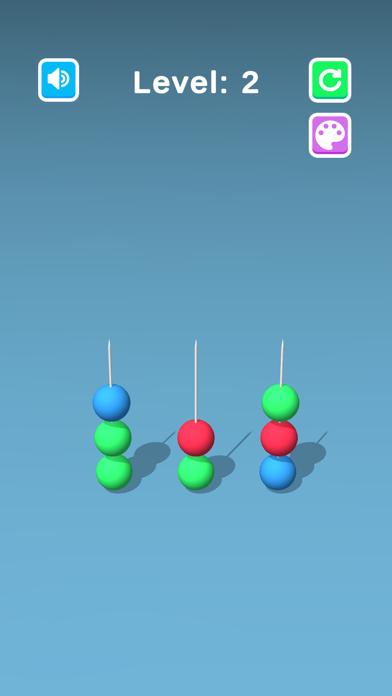 カラーソートパズル : Color Sort Puzzle紹介画像5