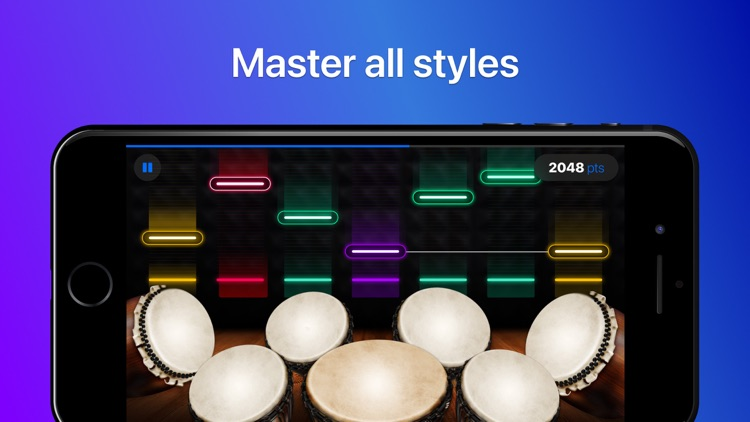 Drums: Play Beats & Drum Games screenshot-3