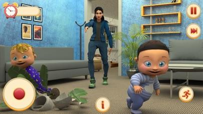 双子の新生児保育ゲーム紹介画像4