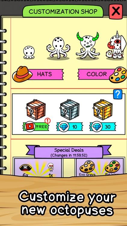 Octopus Evolution screenshot-3
