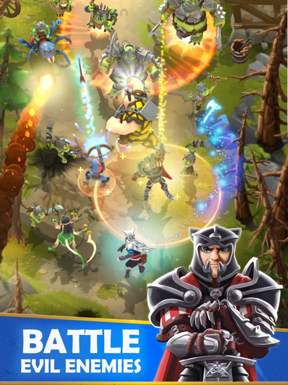 Darkfire Heroes screenshot 9