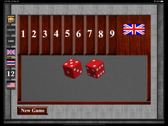 Screenshot #4 pour Shut the Box Classic