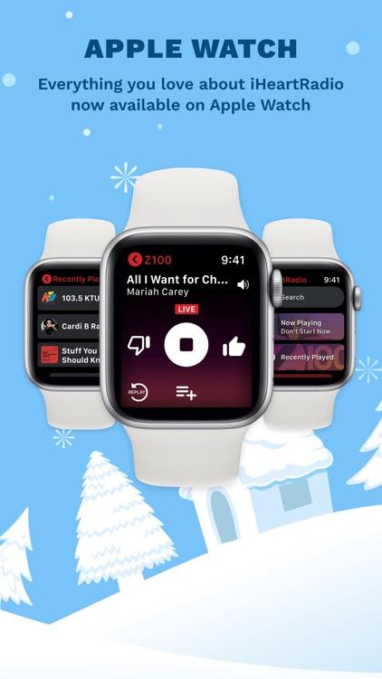 iHeart: Radio, Music, Podcasts screenshot-8