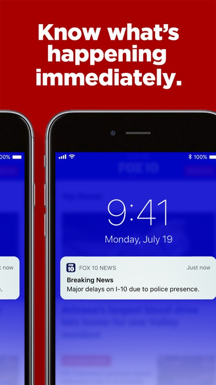 FOX 10 Phoenix: News & Alerts screenshot-4