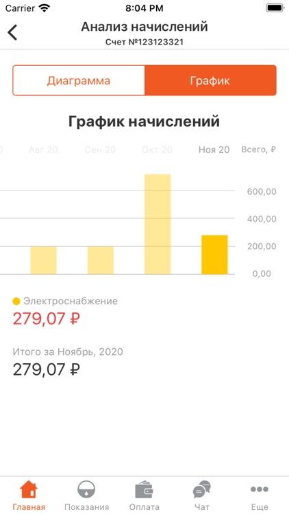 ЭнергосбыТ+ screenshot-4