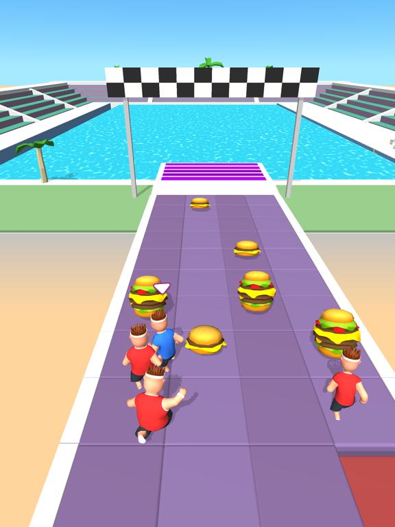 Fast Fatty Run screenshot 11