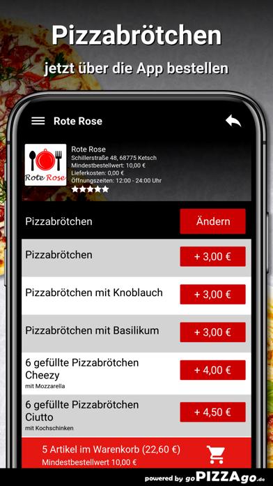 Rote Rose Ketsch screenshot 5