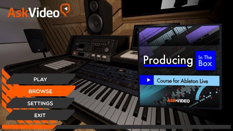 Producing In the Box screenshot-0