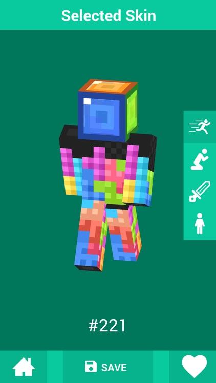 Girl & Boy Skins for Minecraft screenshot-3