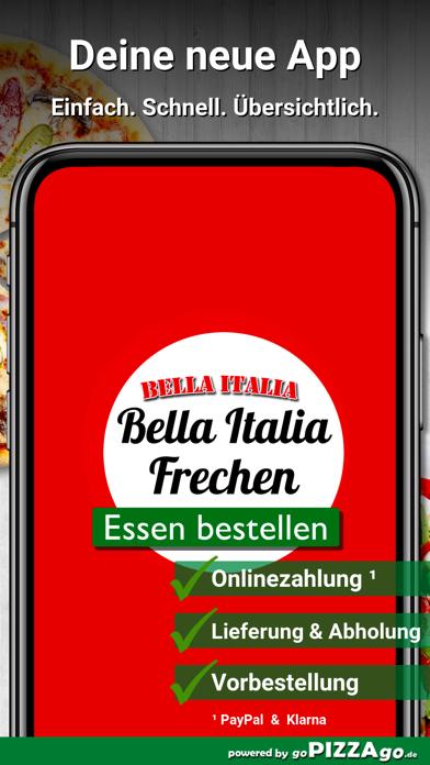 Bella Italia Frechen screenshot 1