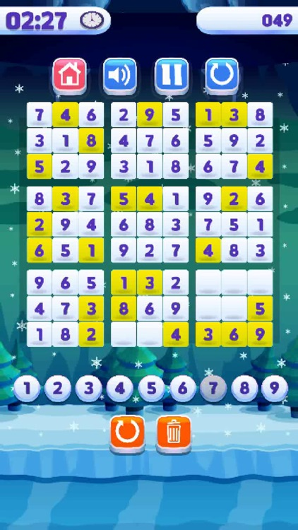 Sudoku: Best Brain Puzzle Game screenshot-7