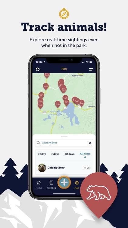 Yellowstone Explorer -Track It screenshot-6