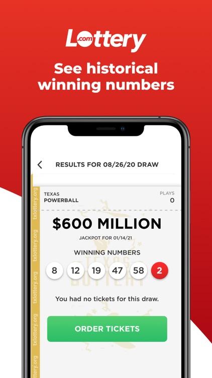 Lottery.com - Play the Lottery screenshot-4