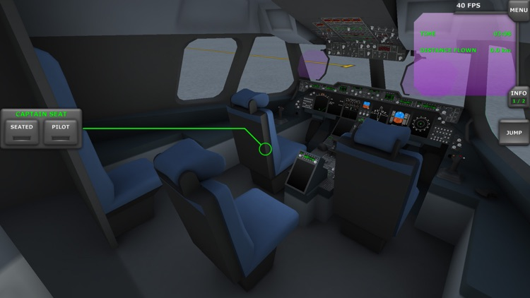 Turboprop Flight Simulator by Alexandru Petre