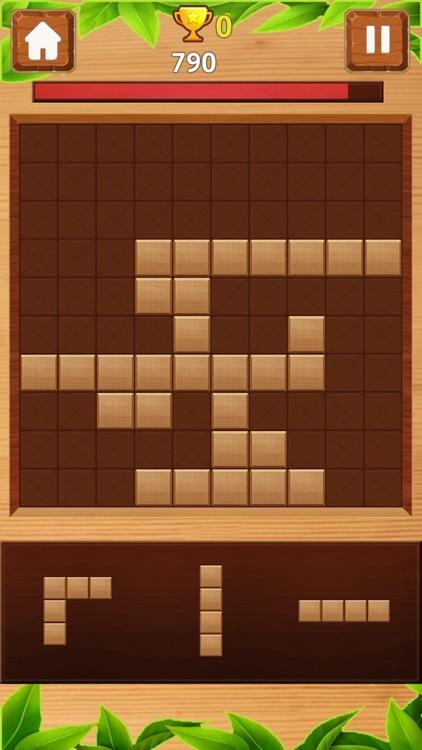 Wood Block Puzzle: Legend screenshot-3
