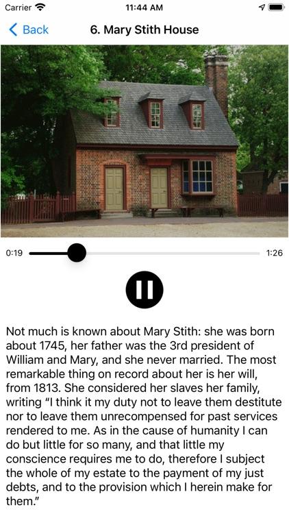 Colonial Williamsburg History screenshot-6