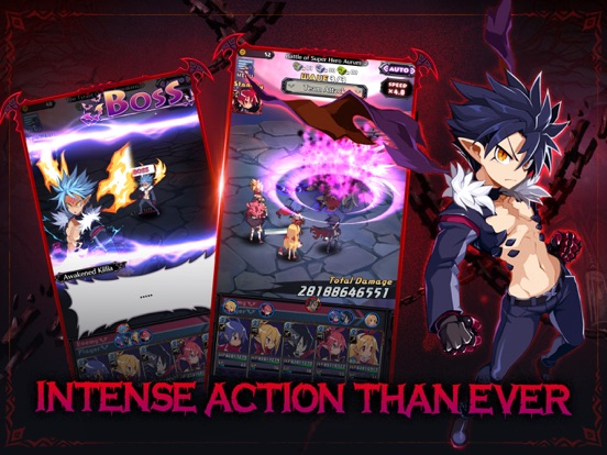 DISGAEA RPG screenshot 12
