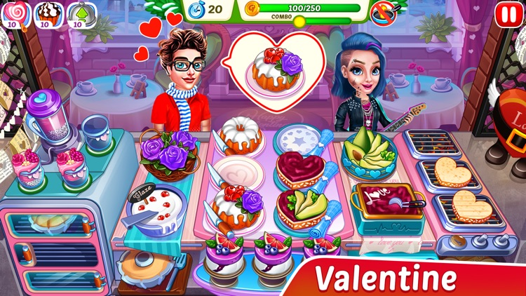 Christmas Fever Cooking Games
