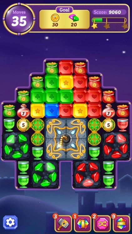 Jewel Gem - Match 3 Jewel Game screenshot-8