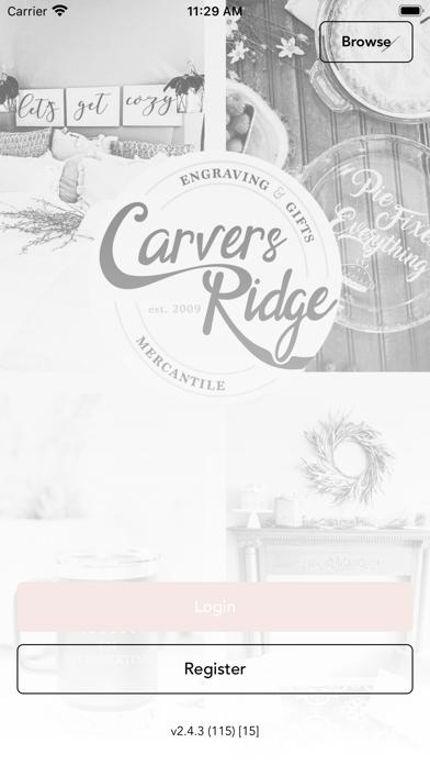 Carvers Ridge screenshot 1