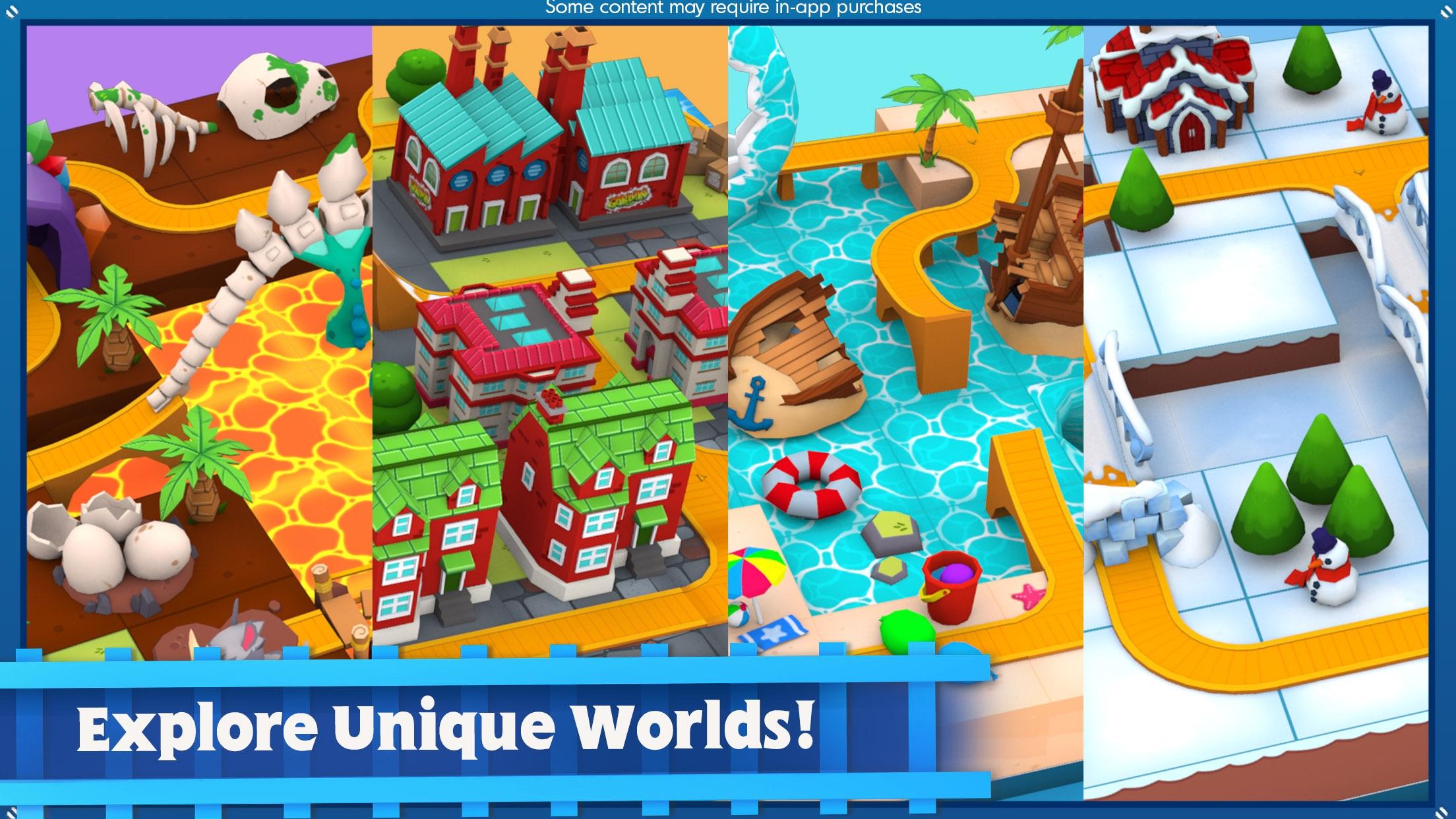 Screenshot do app Thomas e Seus Amigos: Minis