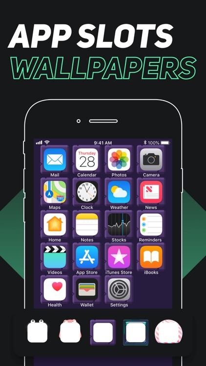 LiveWallp Widget – Themes DIY screenshot-9