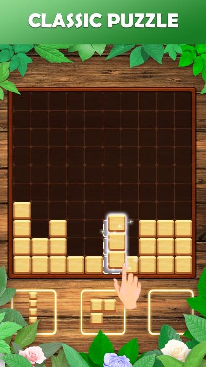 Woodblock Puzzle Block Game