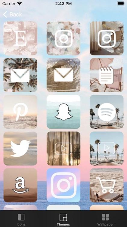App Skins - Icons & Themes screenshot-7