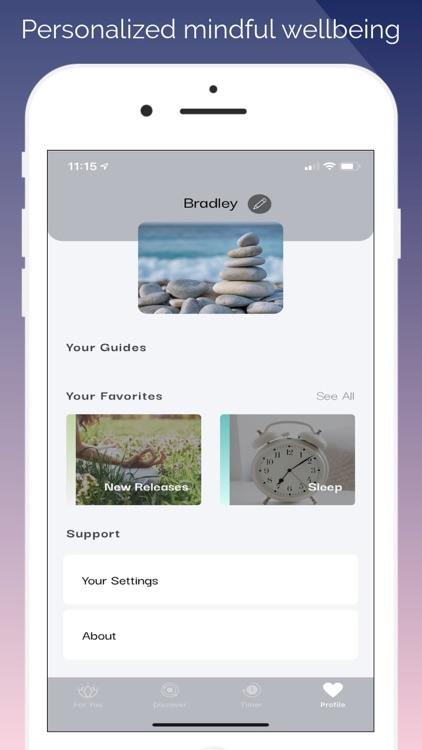 MediMind: Meditation Therapy screenshot-6