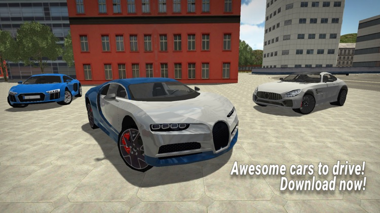 City Car Driver 2020 screenshot-5