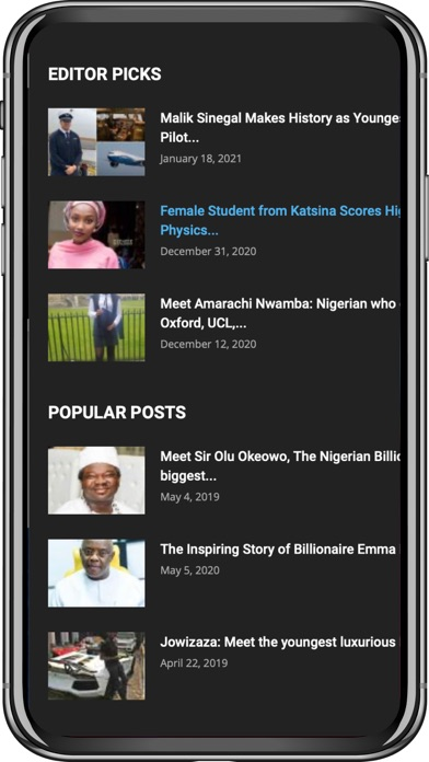 My Media AfricaScreenshot of 6