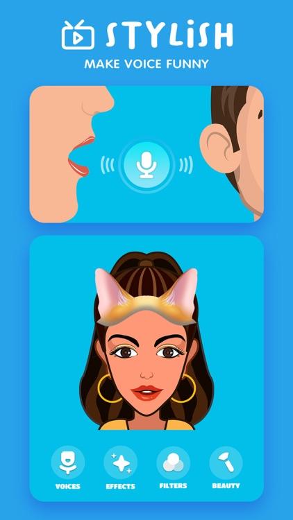 Crazy Voice Changer screenshot-3