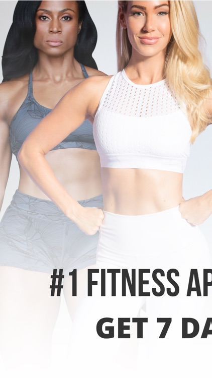 Fit Body: Fitness & Nutrition screenshot-0